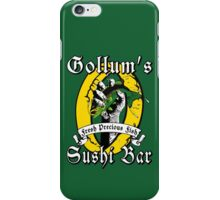 Gollums Sushi Bar - Fresh Precious Fish iPhone Case/Skin
