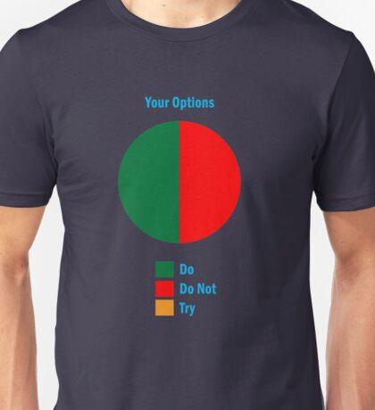 Options Unisex T-Shirt