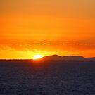 Spirit Sunset by Asoka