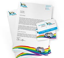 Citywide Vehicle Marketing – Logo and Company Identity  by MKresults