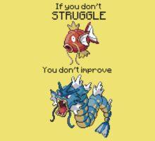 Magikarp #129 - Struggle! Kids Clothes