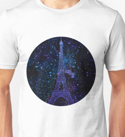 Romantic Paris / Eiffel Tower Unisex T-Shirt