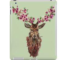 Spring Stag iPad Case/Skin