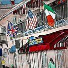 3 Flags by derekmccrea
