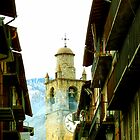 Bell tower  by daffodil