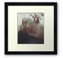 The Hobbit: I See Fire Framed Print