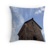 LORD, HELP UP THE DEAD CALF! Throw Pillow