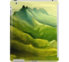 The Pinnacles iPad Case/Skin