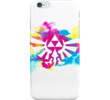 Watercolor Hyrule iPhone Case/Skin
