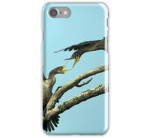 I Am Here to Stay iPhone Case/Skin