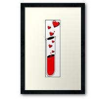 love potion Framed Print