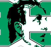 Boston Celtics Basketball Legend - 33 Larry Bird Sticker