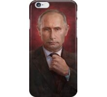 Vladimir Putin Time Person of the Year cover iPhone Case/Skin