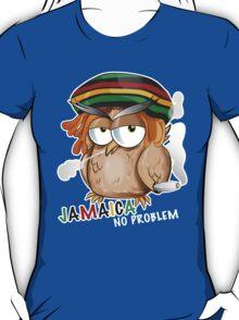 jamaican owl cartoon  T-Shirt