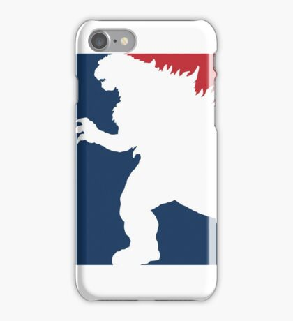 Godzilla iPhone Case/Skin