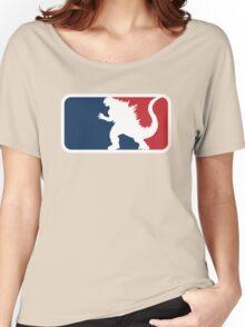 Godzilla Women's Relaxed Fit T-Shirt