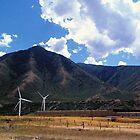 Windfarm by darkhorrus