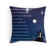 ~Starry Night~ Throw Pillow