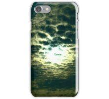 Cloud Lattice iPhone Case/Skin