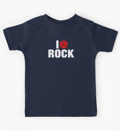 I Love Rock Kids Tee