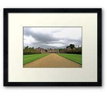 Blickling Hall 3. Framed Print