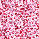 Imperfect Geometry Triangles by Nic Squirrell