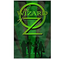 Off to see the wizard Photographic Print