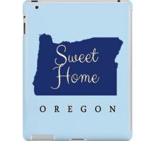 Oregon Sweet Home Oregon iPad Case/Skin