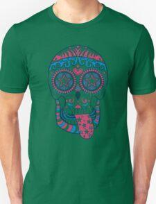 Psychedelic Sugar Skull T-Shirt