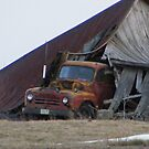 this old truck by Dave & Trena Puckett