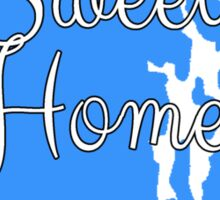 Rhode Island Sweet Home Rhode Island Sticker