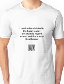 Hokey Cokey addicted t-shirt T-Shirt