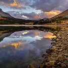 Tioga Sunset - - HDR by Dennis Jones - CameraView