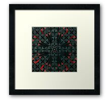Crucible Framed Print