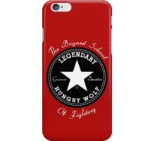 The Bogard School of Fighting iPhone Case/Skin