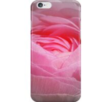 Pink Peonie iPhone Case/Skin