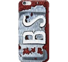 BS iPhone Case/Skin