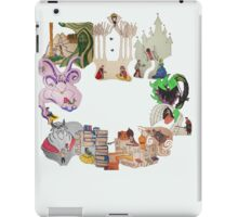 Princess Circle iPad Case/Skin