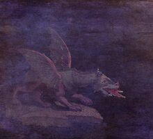 The Purple Dragon by Sarah Vernon