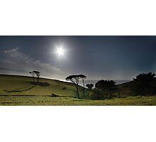 South Devon Coastline Photographic Print