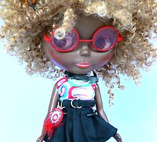 Round glasses by MaryHogan
