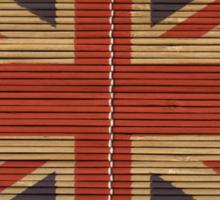 "Union Jack ""Bamboo"" Sticker"