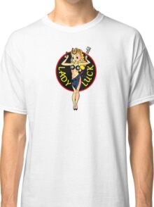 Lady Luck Classic T-Shirt