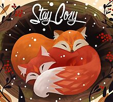 Stay Cozy by Julia Blattman