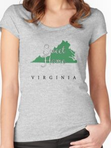 Virginia Sweet Home Virginia Women's Fitted Scoop T-Shirt