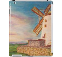 Ballycopeland Windmill, Northern Ireland iPad Case/Skin