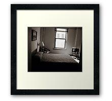Hotel Finlen  Framed Print