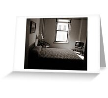 Hotel Finlen  Greeting Card