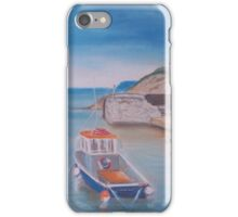 Ballintoy Harbour, Northern Ireland iPhone Case/Skin