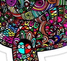 Mushroom Dreams Sticker